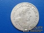 6 грош 1680 г. Ян ІІІ Собесский