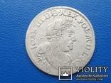 6 грош 1680 г. Ян ІІІ Собесский photo 2