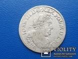 6 грош 1680 г. Ян ІІІ Собесский, фото №4
