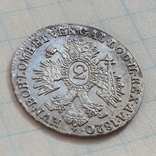 3 крейцера 1820г., Австрия, в штемпельном блеске photo 5