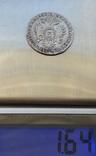 3 крейцера 1820г., Австрия, в штемпельном блеске photo 8