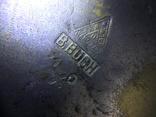 Подстаканник B.Buch Варшава 1916г, Вензель photo 10