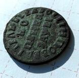 Копейка 1715 г. Петр 1 фото 2