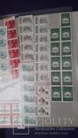Большой набор марок Китая photo 3