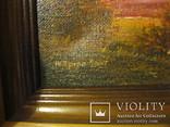 Картина маслом на холсті 25х35 см, 2007 р. photo 4