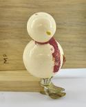 Елочная игрушка Снеговичек, фото №3