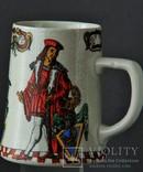 Пивная кружка Три Рыцаря, фото №3