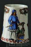 Пивная кружка Три Рыцаря, фото №4