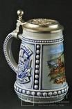 Коллекционная пивная кружка Hopfen-Malz, фото №3