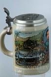 Коллекционная пивная кружка Dein  Зап.Германия, фото №6