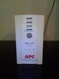 UPS ИБП УПС APC Back-UPS CS-500 VA с аккумулятором, фото №2