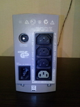 UPS ИБП УПС APC Back-UPS CS-500 VA с аккумулятором, фото №4