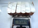 Браслет из перламутра  №1 65 грамм, фото №4