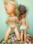 Пара ранних кукол ссср с вставными глазами, фото №4