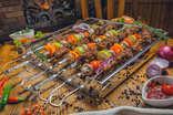 RestyleBBQ 7, Автоматический мангал. Шампуры самокруты. Cделает и ленивый шашлычник., фото №3