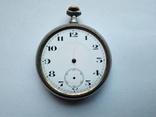Часы карманные Junghans. Ю.Ж.Д № 835., фото №2