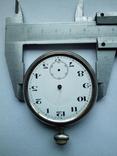 Часы карманные Junghans. Ю.Ж.Д № 835. фото 12