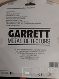 Оригинальные наушники Garrett ClearSound Easy Stow Headphones с регулятором громкости photo 2