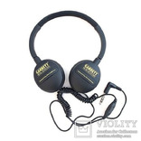 Оригинальные наушники Garrett ClearSound Easy Stow Headphones с регулятором громкости photo 4