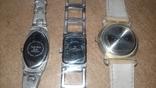 Часы женские кварцевые 3 штуки., фото №4