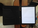 Блокнот папка тетрадь Международная полицейская академия США Будапешт, фото №5