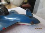 Самолет винтаж игрушка жесть  cccp, фото №10