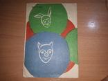 Рекламма, детский спектакль Винни Пух и все,все,все. г.Ашхабад 1974 год, фото №4