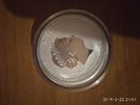 50 центів 2012року Австралія рік дракона, фото №2