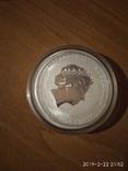 50 центів 2012року Австралія рік дракона, фото №3
