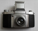 Фотоаппарат Практифлекс Германия 1949 - 51 г.г.