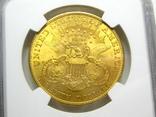 США 20 долларов 1904 г. NGC MS63+, фото №5