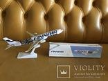 Модель самолёта Finnair A340, 1:250 photo 2