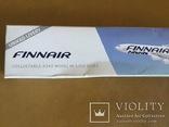 Модель самолёта Finnair A340, 1:250 photo 6