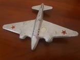 Самолет игрушка ссср photo 1