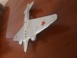Самолет игрушка ссср photo 2