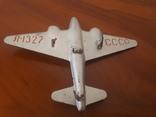 Самолет игрушка ссср photo 4