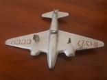 Самолет игрушка ссср photo 5