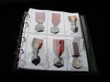 Альбом для наград + 50 кармашков для медалей, фото №3