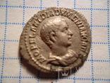 Диадумениан . римский император, соправитель своего отца Макрина. photo 2
