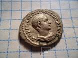 Диадумениан . римский император, соправитель своего отца Макрина. photo 3