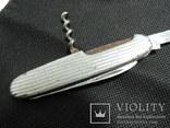 Перочинный нож двойной штопор Австрия вермахт HAPO rostfrei, фото №6