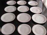 Антикварный сервиз тарелки блюда соусник фарфор Winterling in Röslau 1907-1950 Германия, фото №7