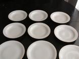 Антикварный сервиз тарелки блюда соусник фарфор Winterling in Röslau 1907-1950 Германия photo 7