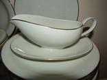 Антикварный сервиз тарелки блюда соусник фарфор Winterling in Röslau 1907-1950 Германия photo 11