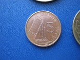 5 ,10 , 25 , 50 бутутов Гамбии 1998 г., фото №7