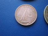 5 ,10 , 25 , 50 бутутов Гамбии 1998 г., фото №8