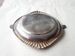 Пепельница серебряная, фото №7