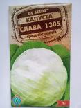 Зерна Капуста Слава, фото №2