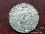 3 марки 1911 г. 100 лет университета Бреслау. Пруссия., фото №8