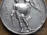 Великобритания.Медаль за Крымскую войну.1854г.Серебро.Оригинал., фото 2